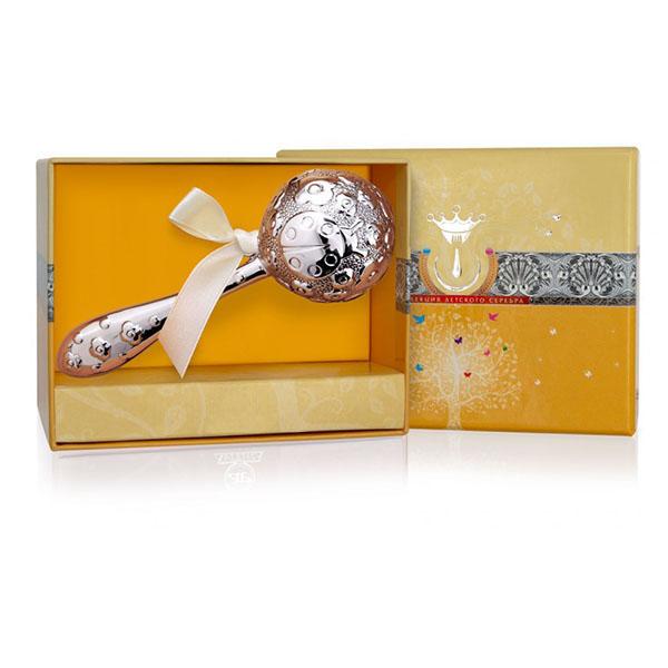 серебряные подарки на крестины