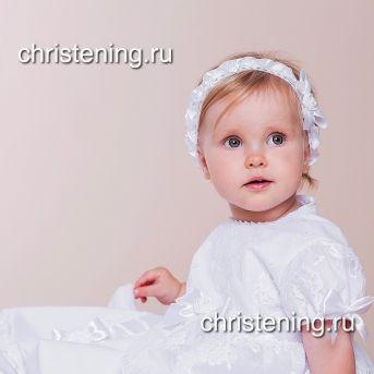 Повязка на голову для девочки Варечка фото