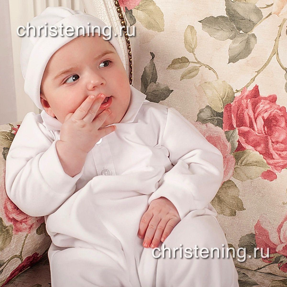 БАРХАТНАЯ шапочка для мальчика