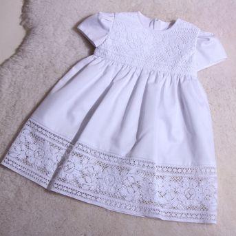 ВАРВАРА платье для девочки