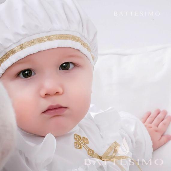 Берет Славянский для мальчика фото