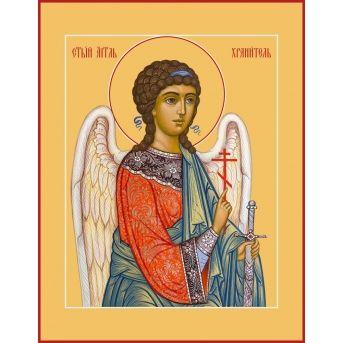 Икона Ангела Хранителя фото