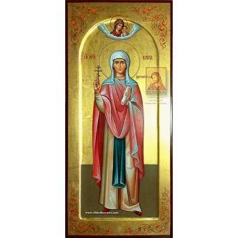 Мерная икона (писанная)