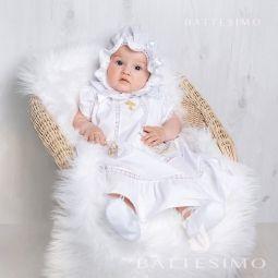 Крестильное платье Машенька для девочки купить