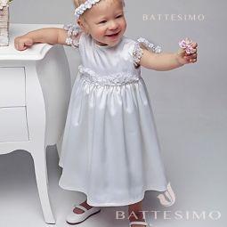 Нарядное платьице для девочки Ева фото