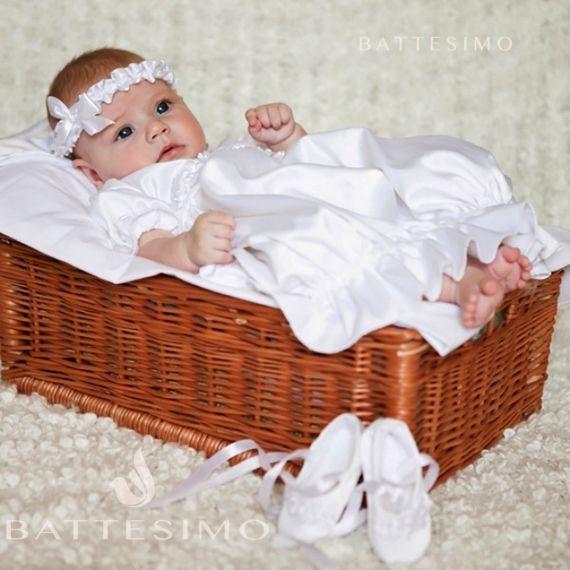 Нарядное платье для новорожденной девочки Элиза фото