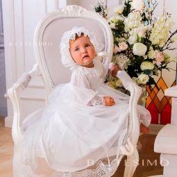 ИЗАБЕЛЛА - рубашка для крещения