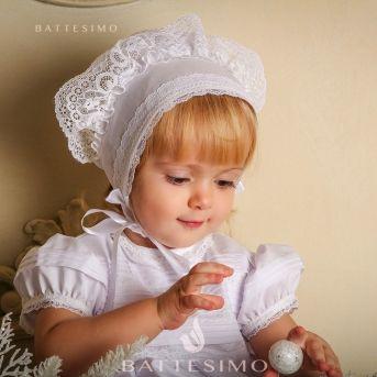 ШАРЛОТТА шапочка для девочки