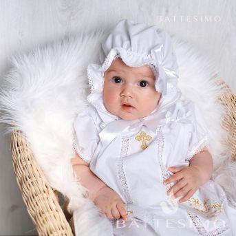 Капор Славянский для девочки фото