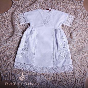 ВЫШИВАНКА рубашка для крещения