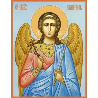 Ангел Хранитель - икона (06157)