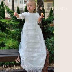 АНАБЕЛЛА - крестильная рубашка