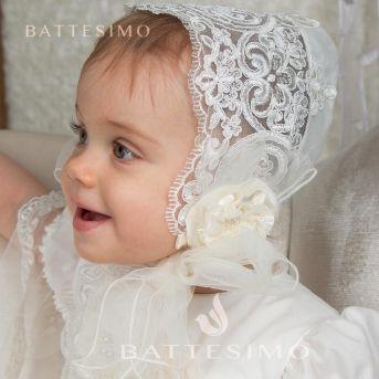 ВЕРОНИКА красивая шапочка для девочки фото