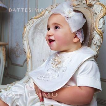 НИКА слюнявчик для принцессы фото