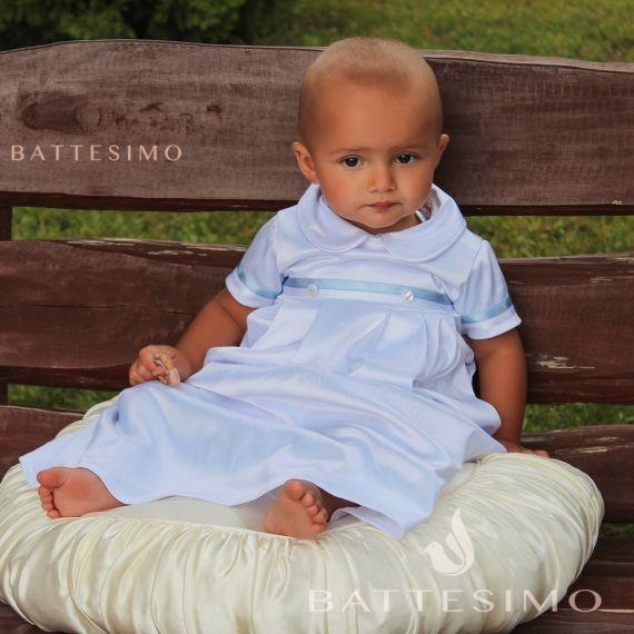 Рубашка для крещения мальчика марк