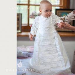 СЕМЕЙНЫЕ ЦЕННОСТИ крестильная рубашка