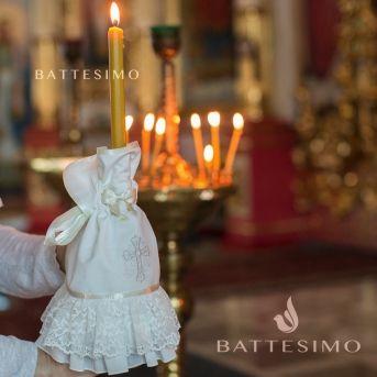 Семейные ценности салфетки под свечи