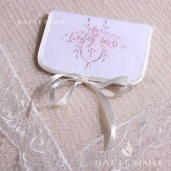 СОФЬЯ конвертик для волос с вышивкой фото