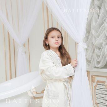 Марипоза - махровый халат