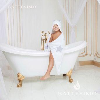 Банное полотенце для мальчика