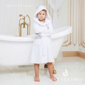 Халат махровый для мальчика