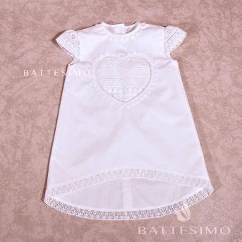ФЛОРИ - платье для девочки из хлопка