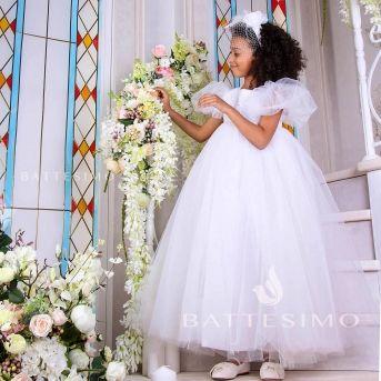 АЛИСА - пышное платье для девочки