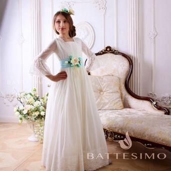 МАРГО - кружевное платье для девочки