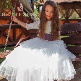 ЭЛИЗА - платье для причастия