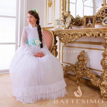 БЕЛЛА - платье для принцессы