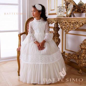 ЕЛИЗАВЕТА - красивое платье для девочки