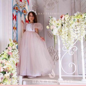 ВАЛЕРИ - пышное платье для девочки