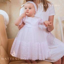 ЗАБАВА - платье для девочки