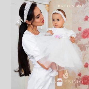 ЛИЛИ - пышное платье для девочки