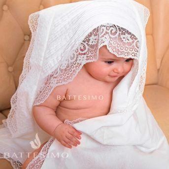 ШАРЛОТТА крыжма для крещения купить