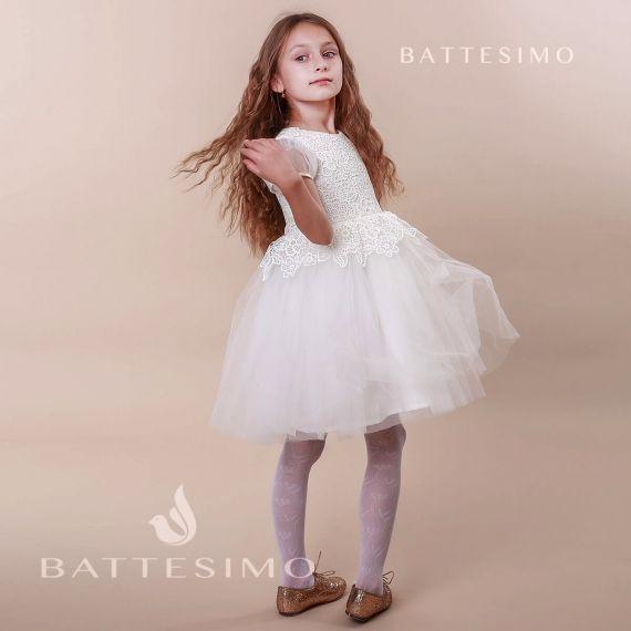 ГЛАФИРА - пышное платье для девочки