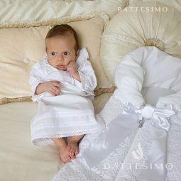 КЛАССИЧЕСКАЯ рубашка для крещения
