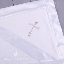 ИЗЯЩНОСТЬ - полотенце для крестин