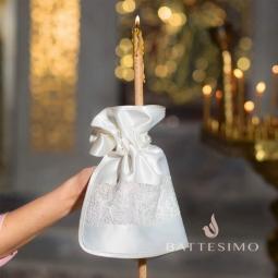 АНАСТАСИЯ салфетки под свечи