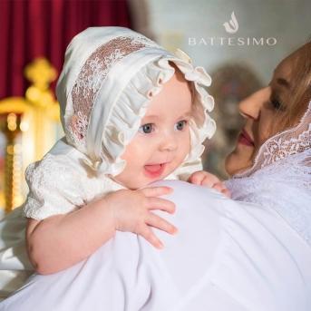 Анастасия - шапочка для девочки