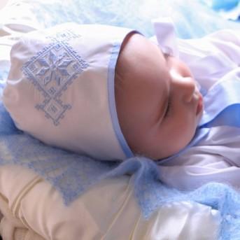 ЛУКА - шапочка для мальчика